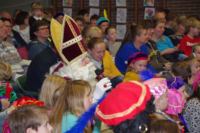 sint intocht 2